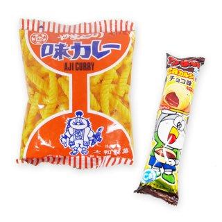 味カレー(1個)  /  うまい玉Caシュー(1個) 【学】
