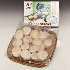 刺身用帆立貝柱[ Lサイズ・500g]<冷凍>