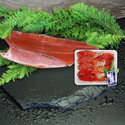 紅鮭<中・半身>(ロシア産)