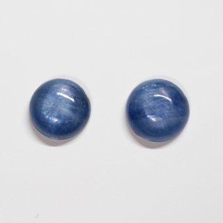 カイヤナイト 10×10mm/ルース 【2個セット】<002>