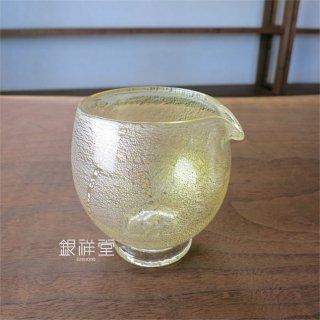 銀目茶玻璃 湯冷し