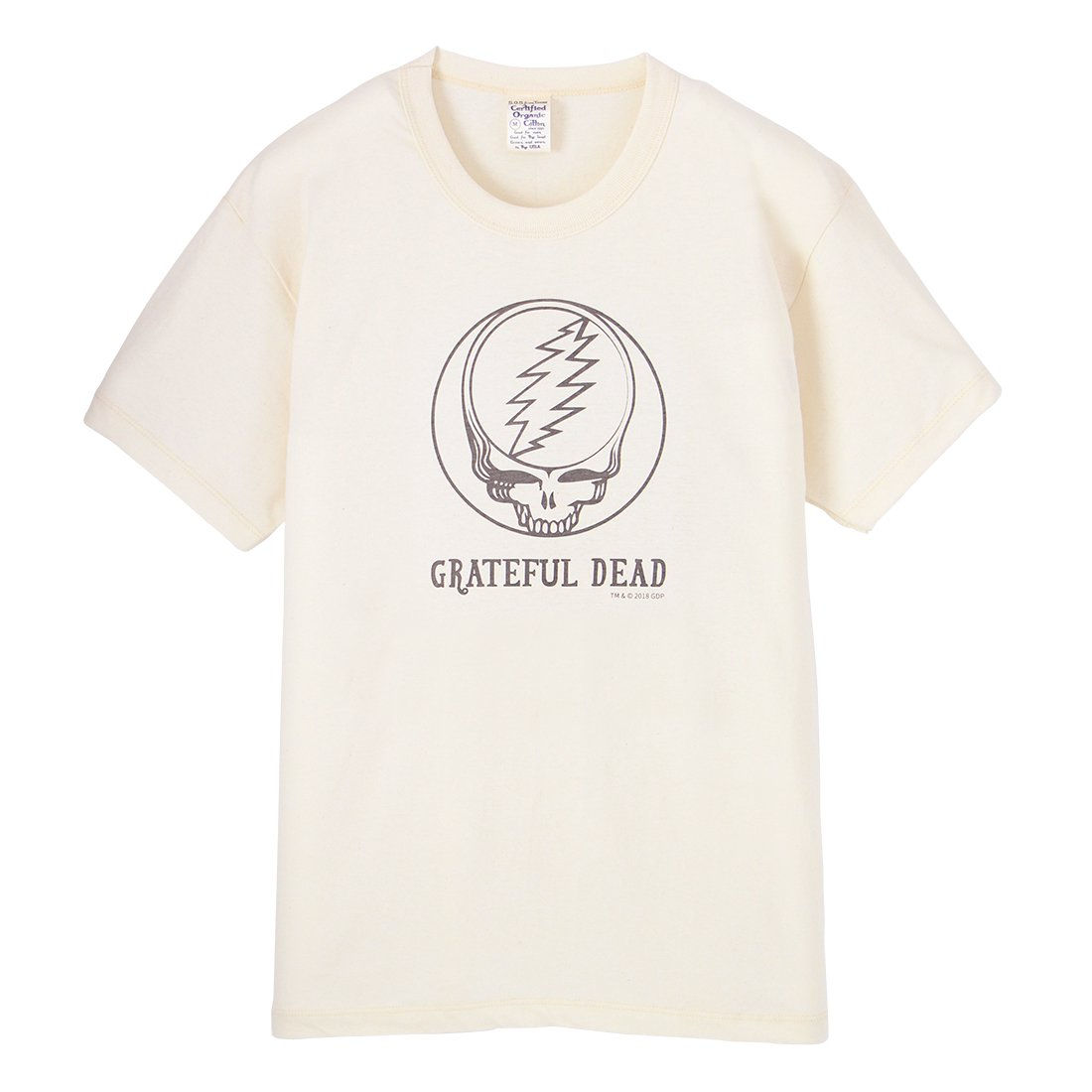 S.O.S. from Texas×GRATEFUL DEAD Short Sleeve Crew Tee