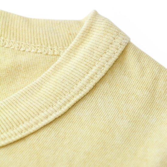 Bengala Dyed Short Sleeve Crew Tee