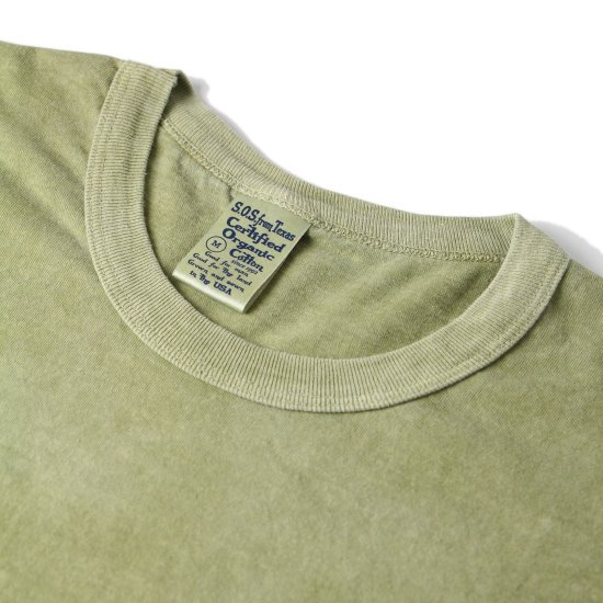 Beer Hop Dyed Short Sleeve Crew Tee