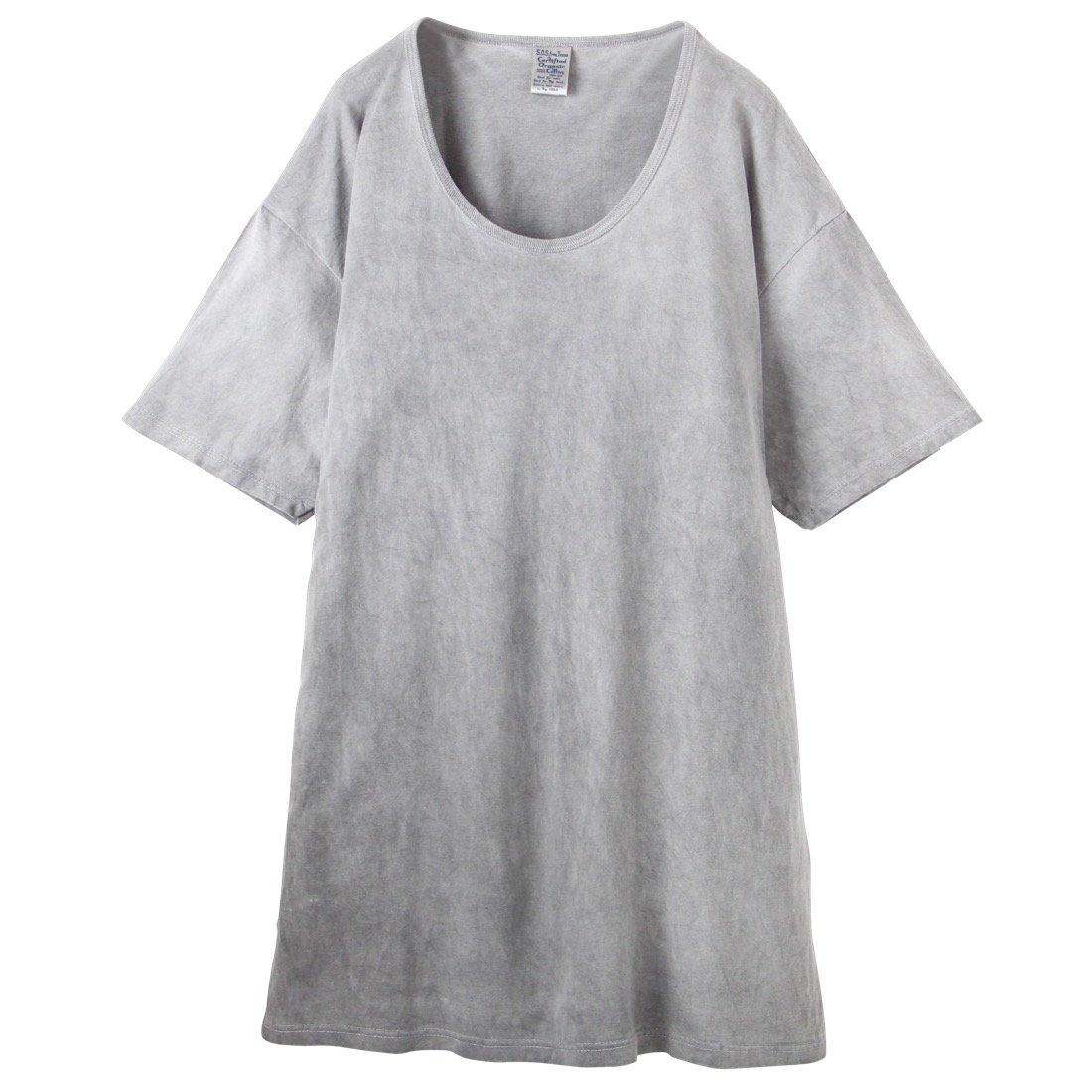 Hemp Charcoal Dyed Night Shirts