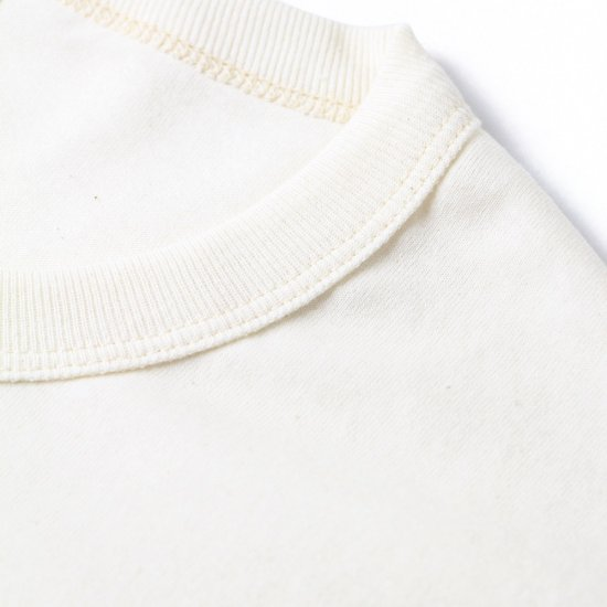 LABEL LOGO Printed Short Sleeve Crew Tee