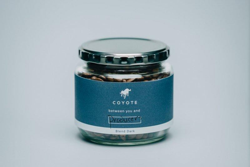 COYOTE Blend Dark 150g     豆/フレンチプレス/ドリップ