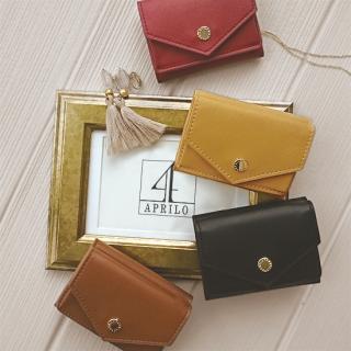 アプリーロ ミニ財布 レター