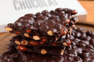 Round Chocolat Peru 72% Almond