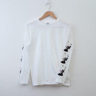 「女帝」番組Tシャツ(長袖)