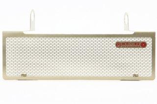 チタニウム プロテクションスクリーン オイルクーラー for MV AGUSTA BRUTALE 675/800 / DRAGSTER 800 / RIVALE 800 / STRADALE 800