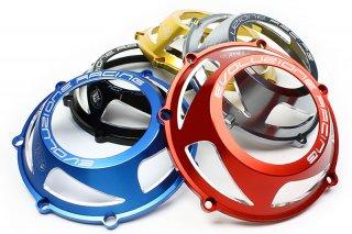 STM フラッシュ 360 ビレットクラッチカバー for Ducati ドライクラッチモデル