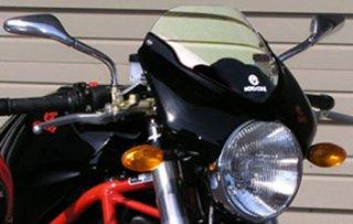 オプティカル ウインドスクリーン for Ducati Monster シリーズ (2000-)