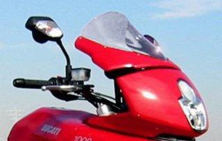 オプティカル ウインドスクリーン for Ducati Multistrada 1100 / Multistrada 1000DS