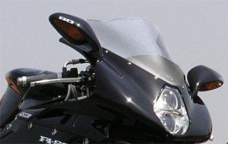 オプティカル ウインドスクリーン for MV AGUSTA F4 1000S / F4 1000R / F4 1000 312R / F4 1078