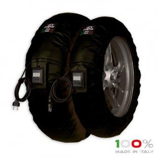 Capit タイヤウォーマー スープレマ LEO for Moto GP サイズ 前後セット ファイヤープルーフ (耐熱仕様)