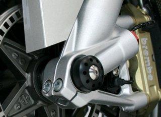アクスルスライダー with チタニウム フロント for BMW S 1000 RR