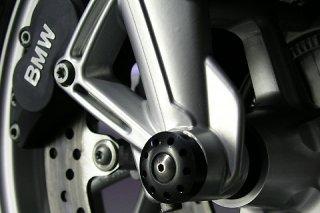アクスルスライダー with チタニウム フロント for BMW K 1200 S