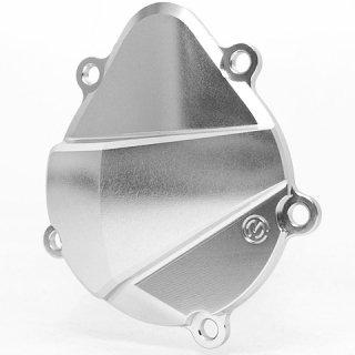 CNC ビレット レフトサイド クランクケースプロテクター