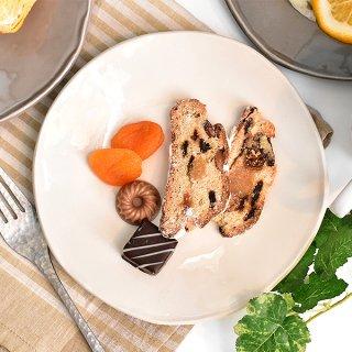 アイボリーいっぷく丸皿M 17.6cm パン&スープ 業務用 g-1930-09