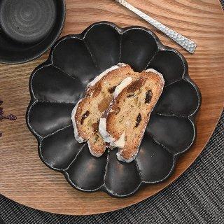 リンカブラック 15.5プレート 15.5cm ホームパーティ 業務用 g-1934-21