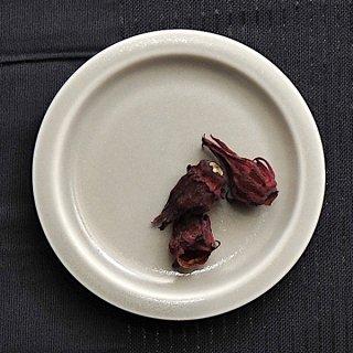 グレーリム小皿 8.5cm 豆皿 業務用 g-1942-02