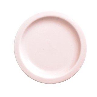 ピンクリム小皿 8.5cm 豆皿 業務用 g-1942-04