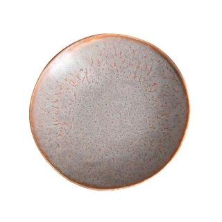 グレージュ豆皿 7.3cm 豆皿 業務用 g-1942-10