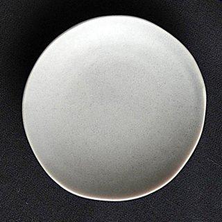 グレーマット豆皿 7.3cm 豆皿 業務用 g-1942-12