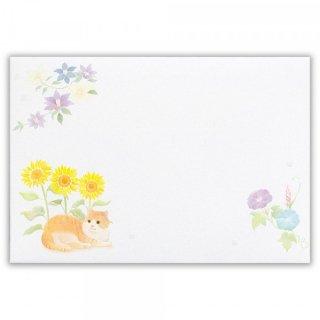 NNK封筒 花々