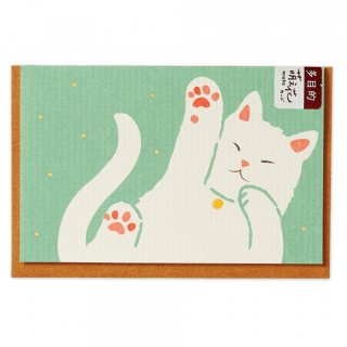 MAカード 多目的 白猫