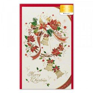 カード クリスマス  ヴィラリース
