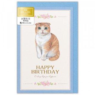カード Minou 誕生日 フィル