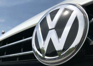 core OBJ<br>Front Emblem Protector Clear type<br> for Volkswagen(130φ)