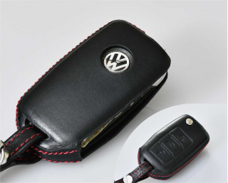 core OBJ select<br>Leather Key Cover(Type-D)