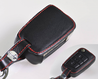 Leather Key Cover(Type-E)
