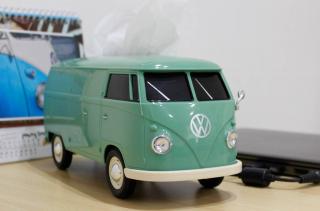 Volkswagen Bus Tissue Box Plus