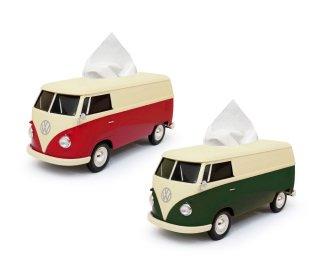 Volkswagen Bus Tissue Box Plus Two-Tone