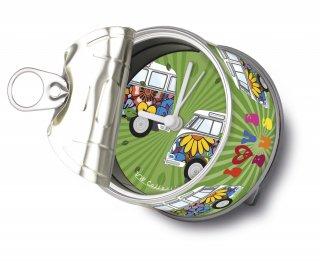 BRISA<BR>VW T1バス 時計