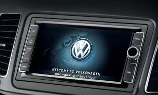 VW純正ナビゲーション NAVI・TVキャンセル<br>【施工サービス商品※工賃込】