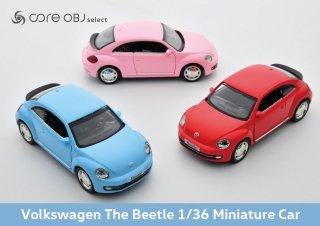 Volkswagen The Beetle ミニカー