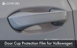 <img class='new_mark_img1' src='https://img.shop-pro.jp/img/new/icons15.gif' style='border:none;display:inline;margin:0px;padding:0px;width:auto;' />core OBJ<br>Door Cup Protection Film<br>for Volkswagen