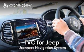 core dev TVC for Jeep