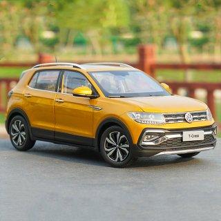 【OUTLET SALE 限定2台】<br>Volkswagen T-Cross 1:18ミニカー