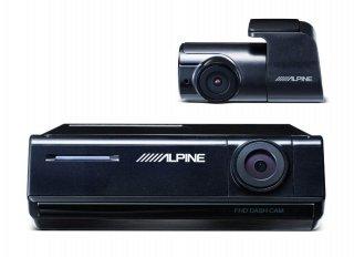core OBJ select<br>ALPINE DVR-C320R<br>フロント+リアカメラ+駐車監視機能付き<br>【取付サービス商品※工賃込】