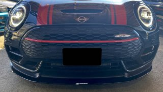 Produced by Next innovation for MINI F54 Clubman JCW(後期)<br>Front Splitter/グロスブラック 8�