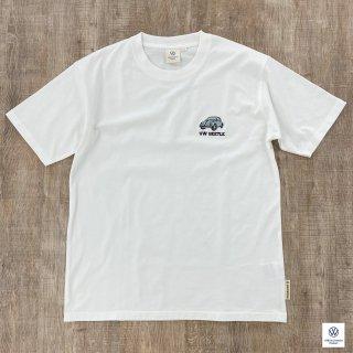 Volkswagen Original T-Shirt<br>2021 summer 5350M_06