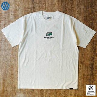 Volkswagen Original T-Shirt<br>2021 summer 2360W ホワイト