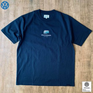 Volkswagen Original T-Shirt<br>2021 summer 2360N ネイビー