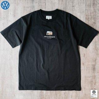 Volkswagen Original T-Shirt<br>2021 summer 2360D ダークグレー